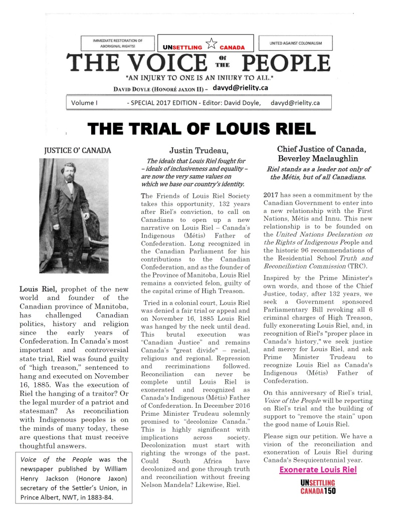 Riel Trial Newspaper July 26 2017