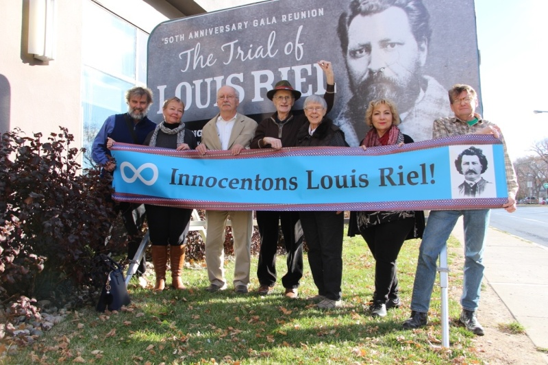 Friends of Louis Riel Regina 2 2017